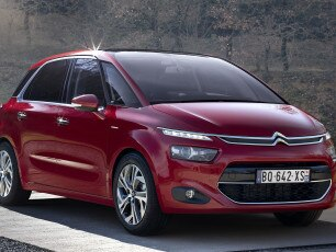 New Citroën C4 Picasso