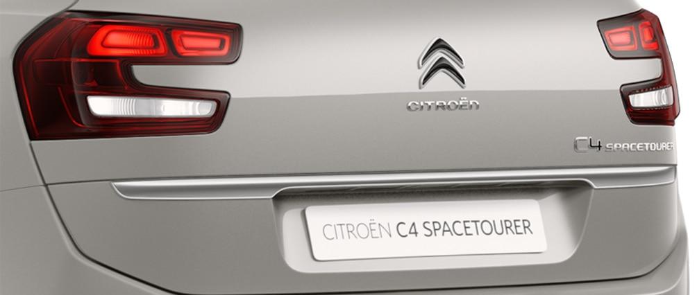 3D-effect rear lights