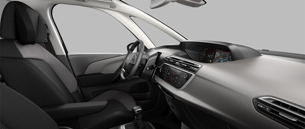 Hype Grey interior ambience