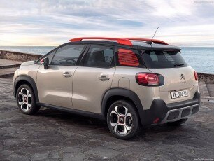 All-New Citroën C3 Aircross SUV